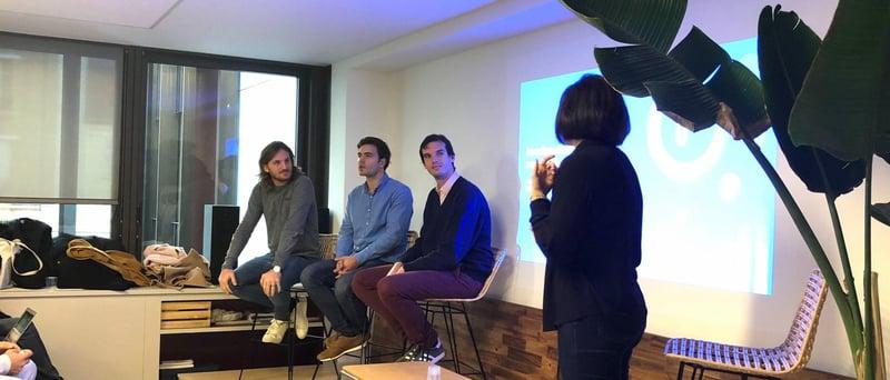 Culture d'entreprise - Lunchr, Spendesk et PayFit