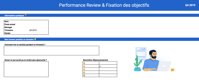 Perf review 1