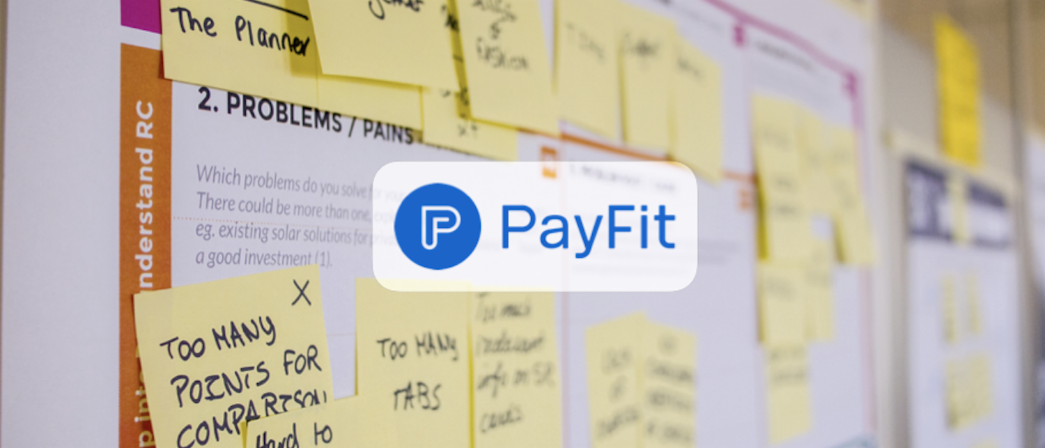 PayFit - onboarding